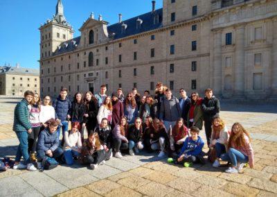 1. Visita guidada Monasterio de El Escorial